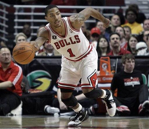Derrick Rose tries to pride himself on taking care of the ball, but he has been careless lately. In the last five games, he has piled up 29 turnovers, just less than 6 per game.