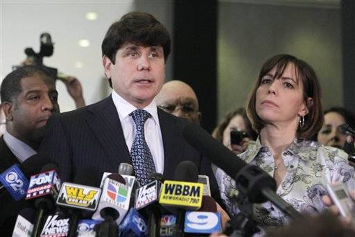 AP votes Blagojevich verdict top Illinois story of 2010