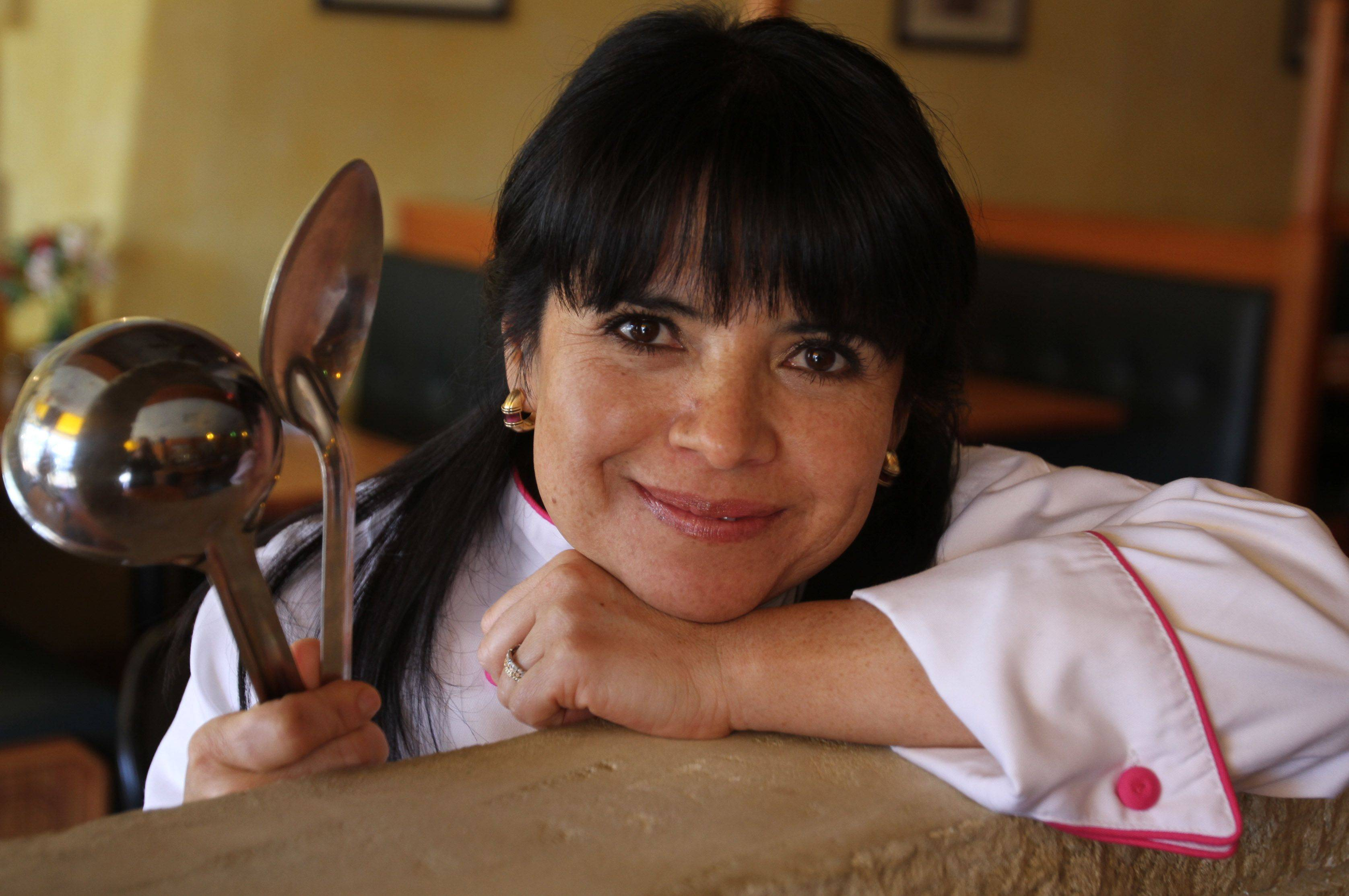 Chef Margarita Challenger shares family recipes and modern Mexican cuisine at her restaurant, Guanajuato in Glencoe.