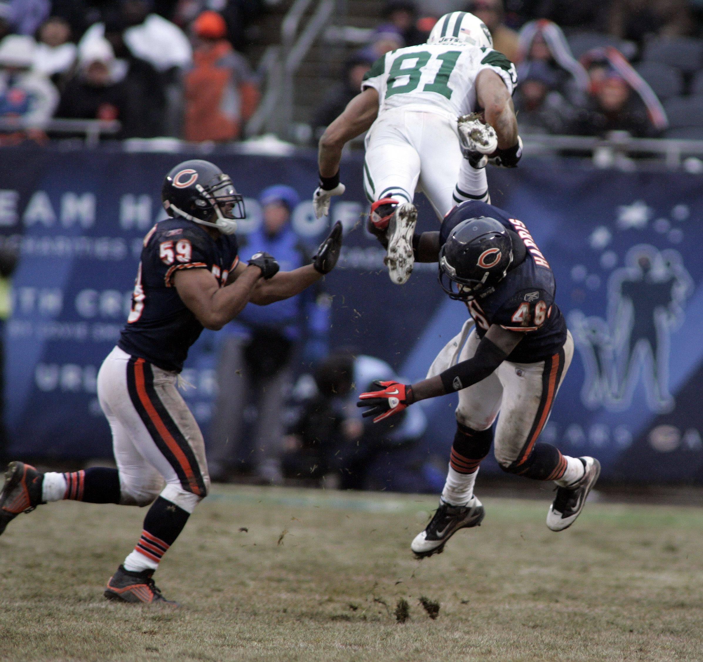 Bears Defensive Struggles A Bit Concerning