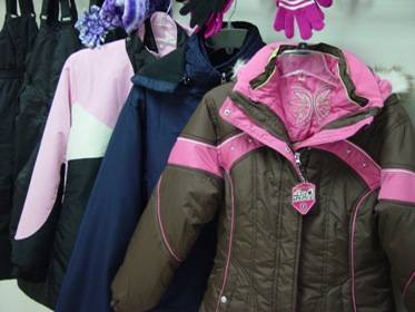 District 93 coats for students
