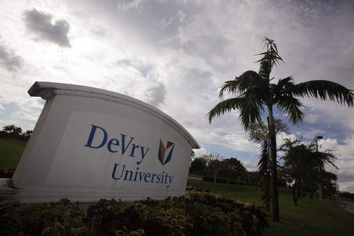A DeVry Inc. shareholder sued 14 of the for-profit education company's officers and directors alleging their failure to properly oversee the schools' recruitment and financial aid policies injured the company.