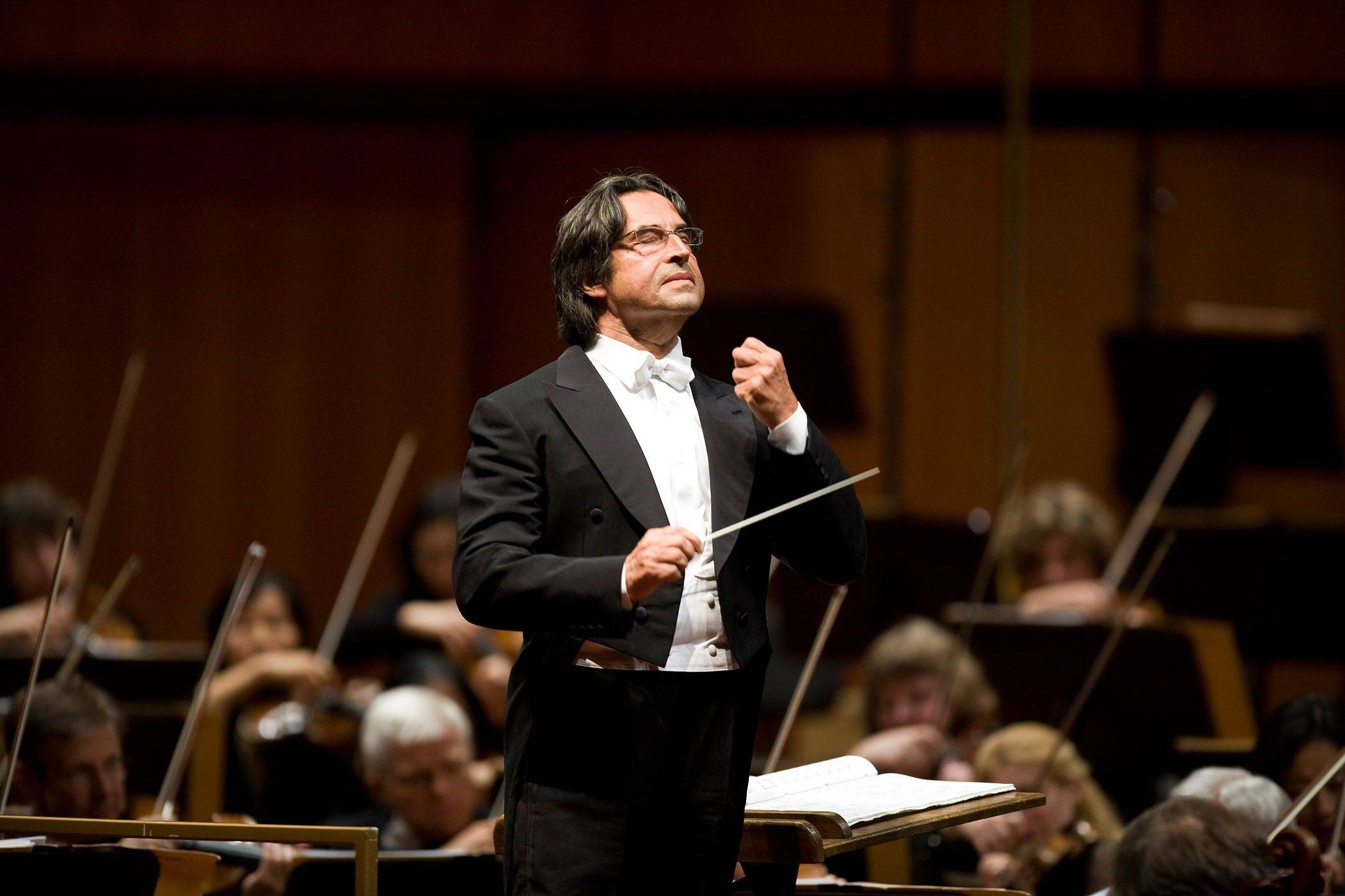 Riccardo Muti's debut recording with the Chicago Symphony Orchestra was a classical highlight of 2010.
