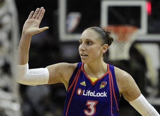 In the world of professional sports, women's basketball is the closest thing to squeaky clean so it's a shocker to see Diana Taurasi in the midst of doping allegations.