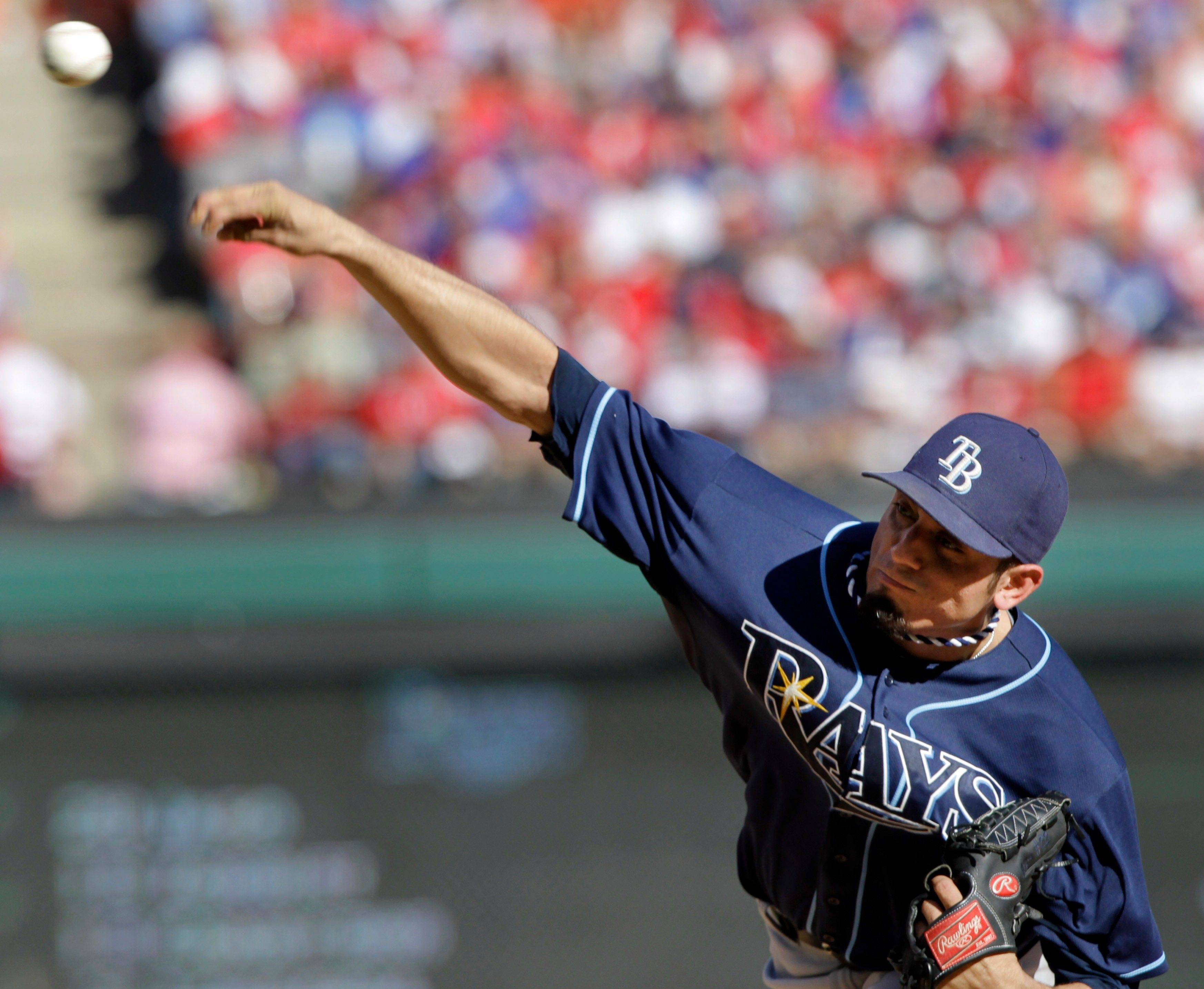 Tampa Bay Rays starting pitcher Matt Garza is headed to the Chicago Cubs, according to sources.