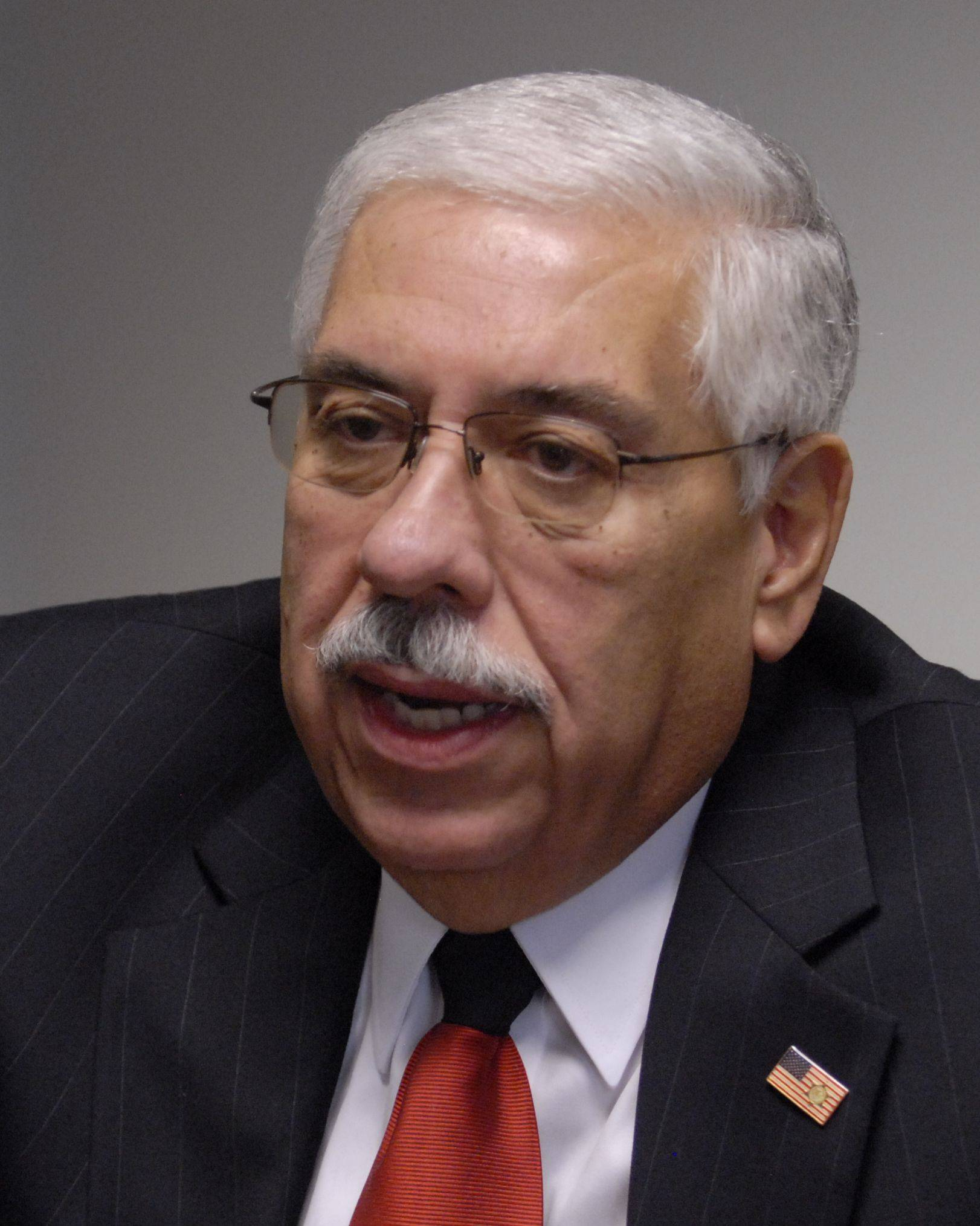 Cook County Assessor Berrios denies wrongdoing