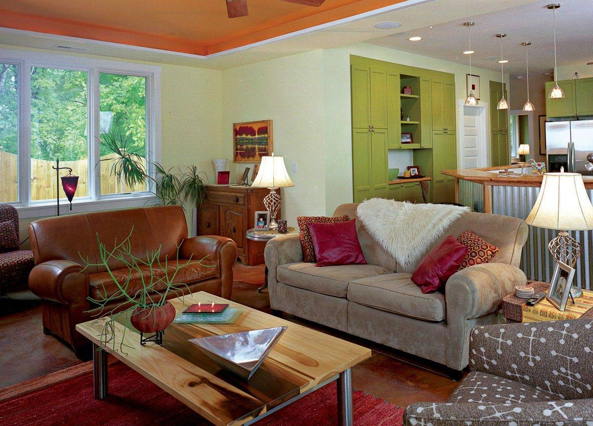 Sarah Susanka Offers This As An Example Of The Various Ceiling Heights  Homebuyers Will See In