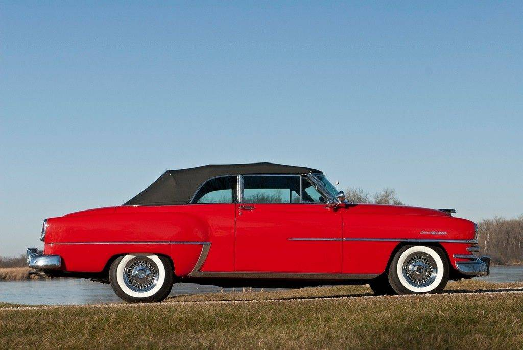 classic recollections 1953 chrysler new yorker