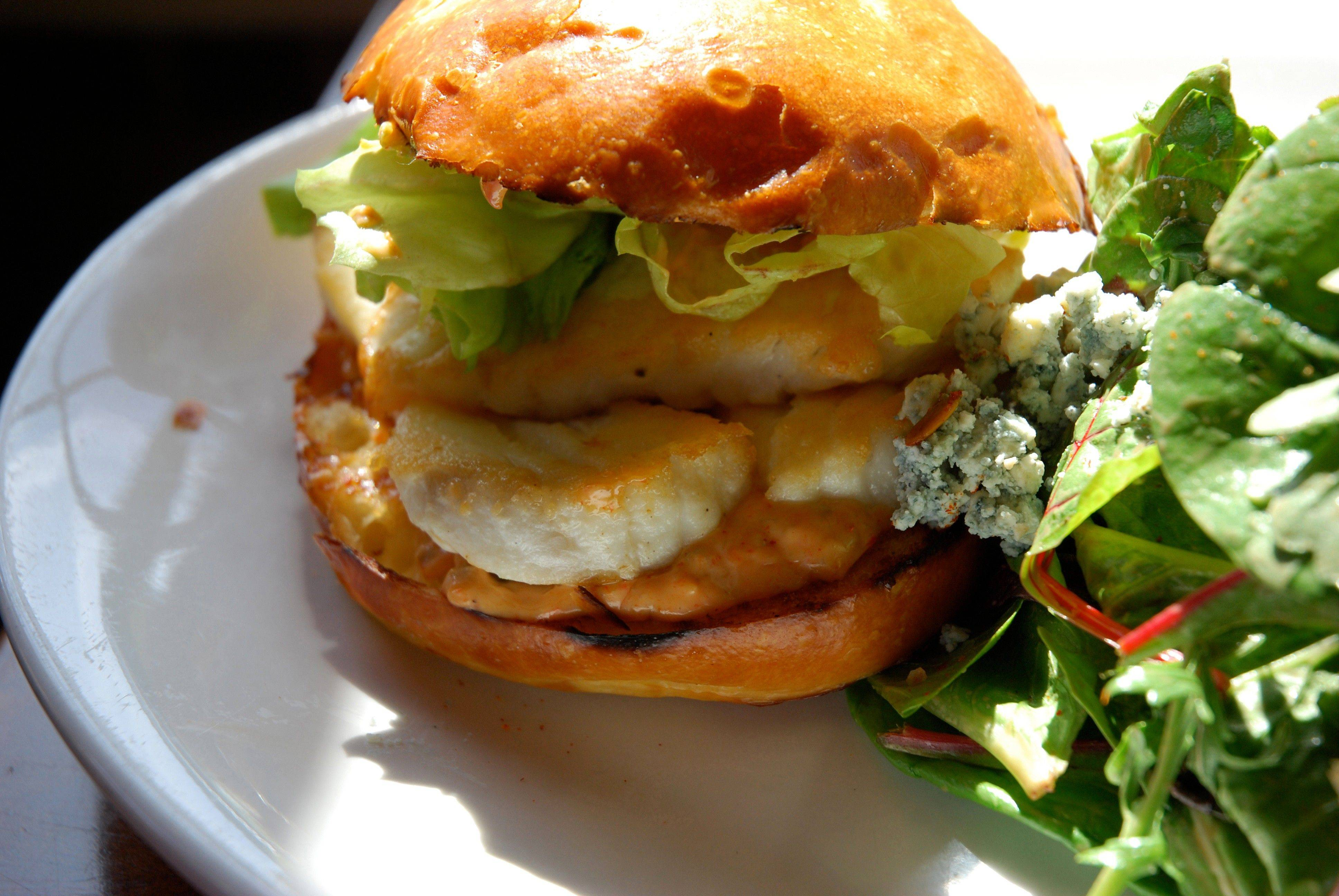 Forget frozen patties. Fresh fillets bring fish sandwiches into modern times.