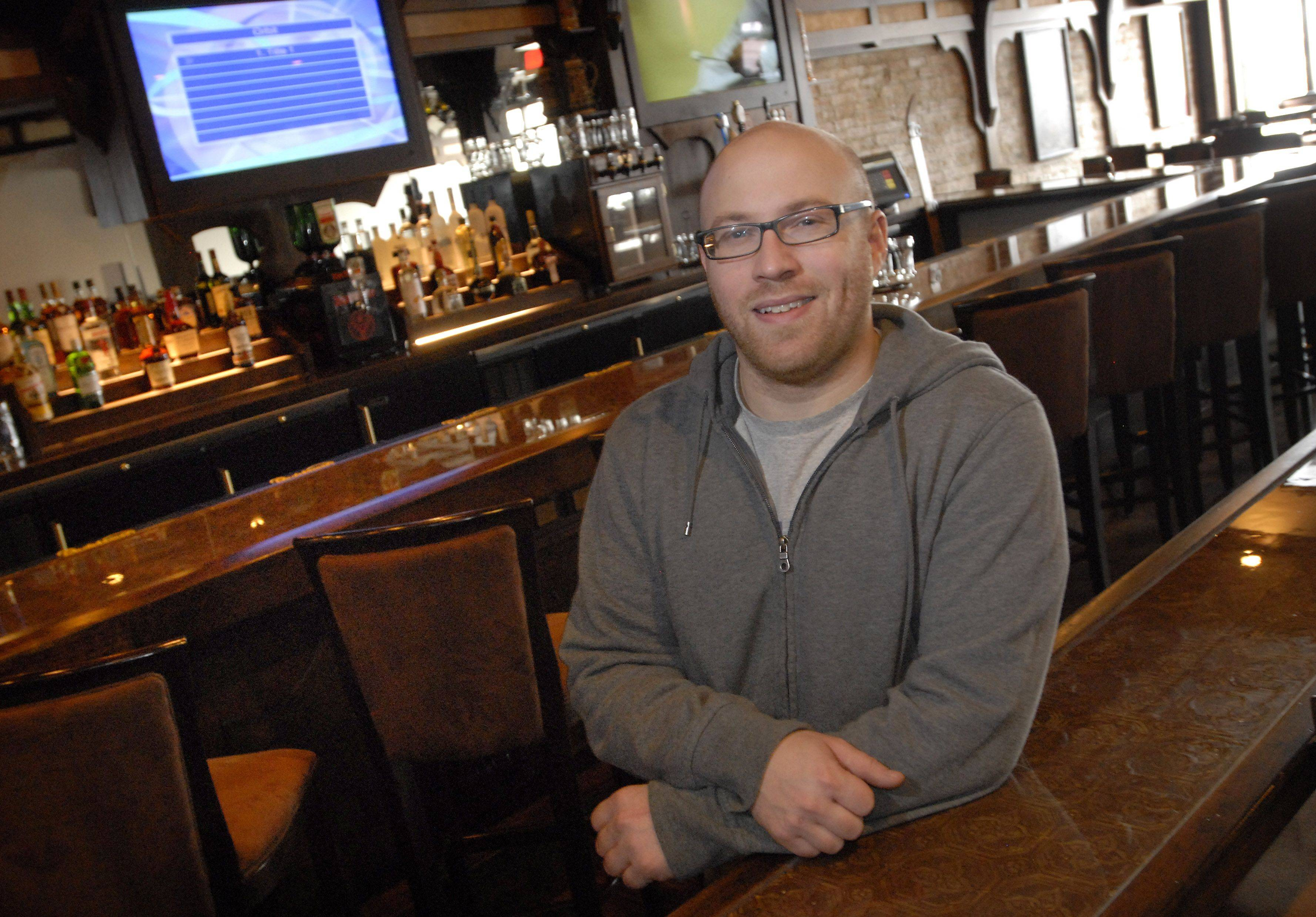 Jason Bauer, who with his family owns Bauer's Brauhaus in downtown Palatine, is gearing up to open his new German restaurant on Jan. 24.