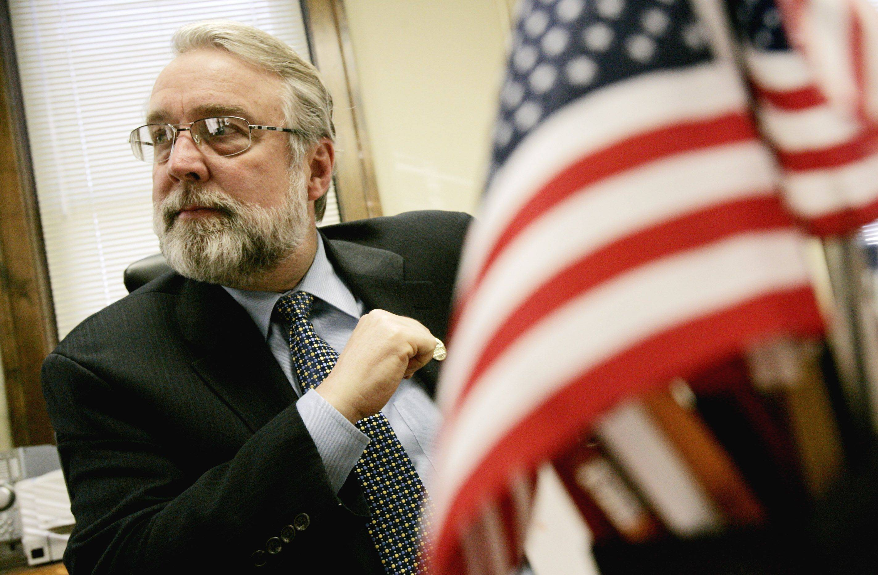Aurora Mayor Tom Weisner says he was just 11 when John Kennedy gave his inauguration speech, but it still influenced him to try to change the world.
