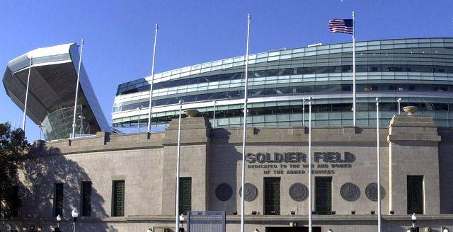 Soldier Field ready for wireless frenzy on Sunday