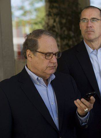 White Sox and Bulls chairman Jerry Reinsdorf