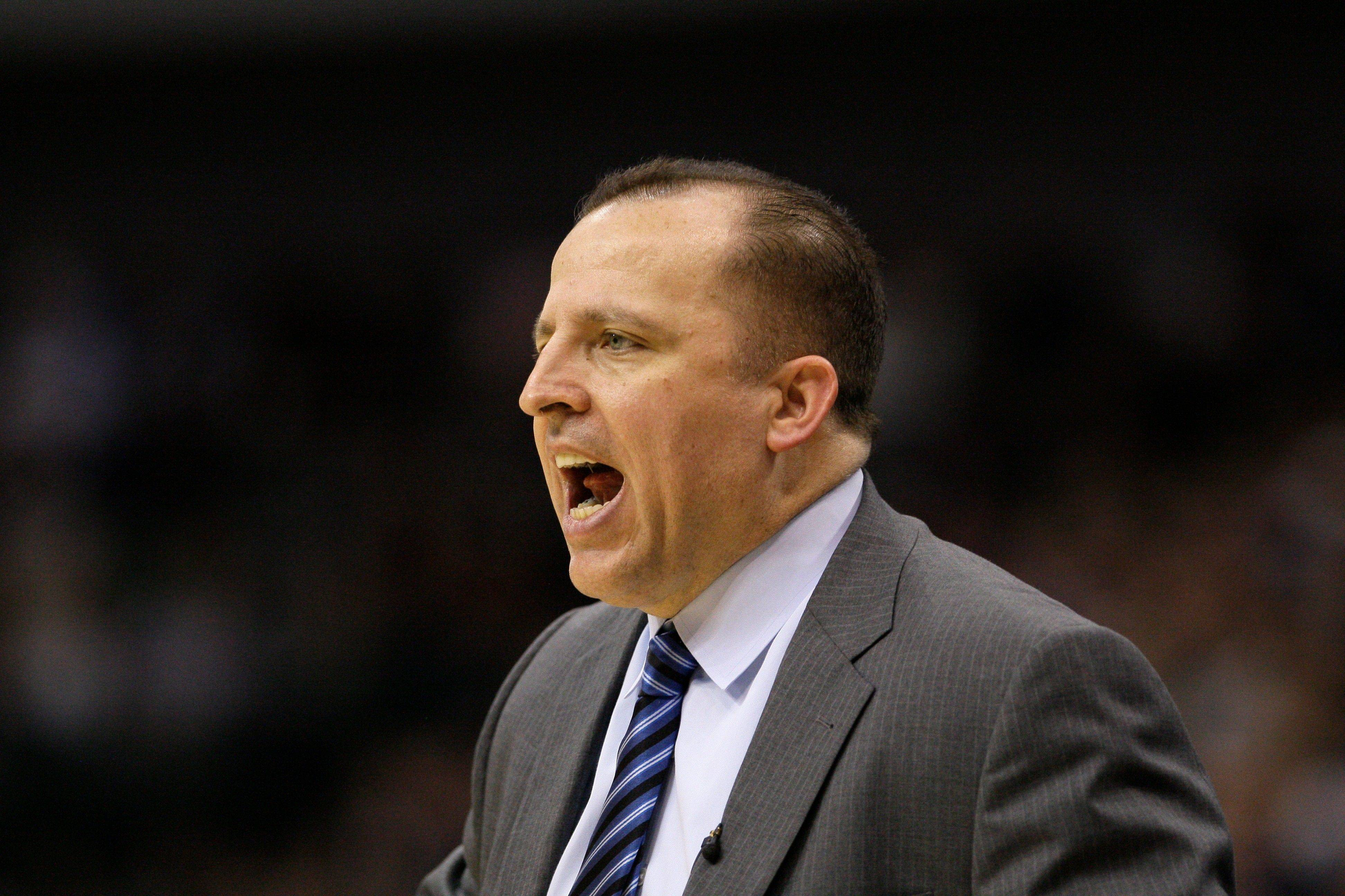 Bulls coach Tom Thibodeau might be the city's best defensive coordinator since Buddy Ryan.