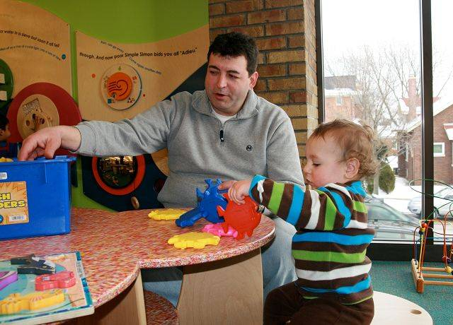 village preschool arlington heights daday arlington library revamps area boosting 881