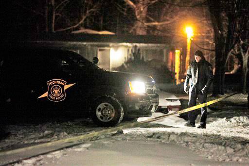 2 Michigan women found buried near bloody trailer