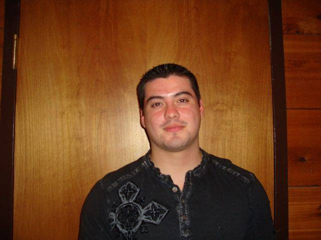 Adam Garcia, 24, security officer