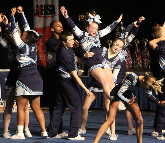 Lake Park is leading the coed squads going into Saturday, but other teams are hot on its heels.