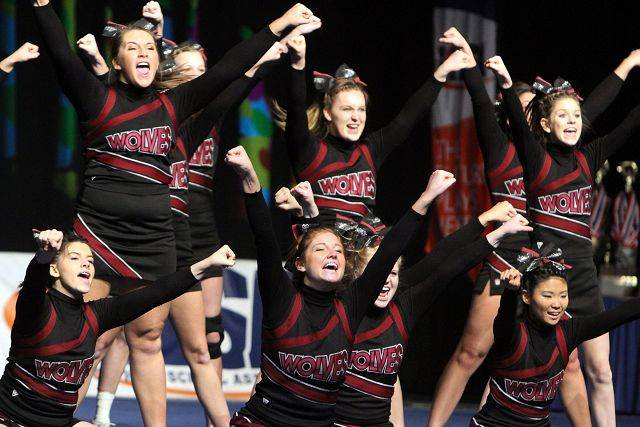 Prairie Ridge competes in the preliminary round, and won the chance to come back on Saturday.