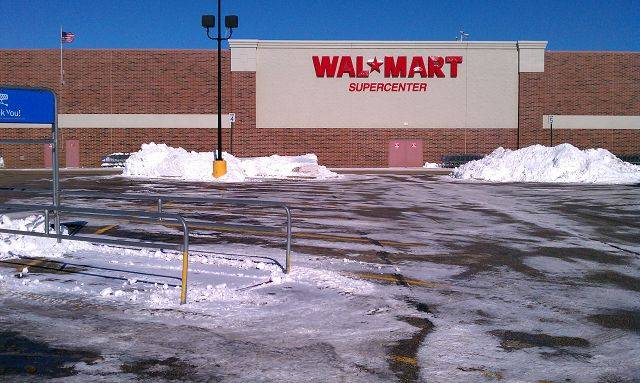 antioch walmart closed due to roof problems