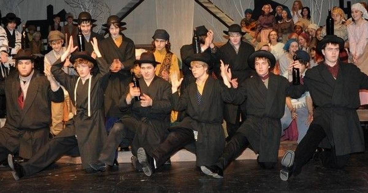 Christian Theater Stages Fiddler Jr In Des Plaines