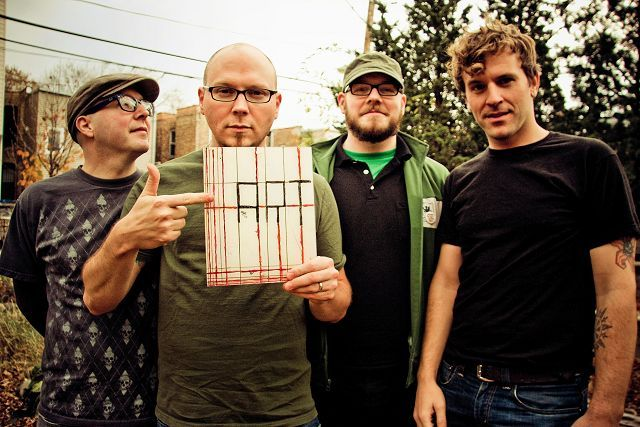 "Local punk-pop band the Smoking Popes are touring behind their new album, ""This is Only a Test."""