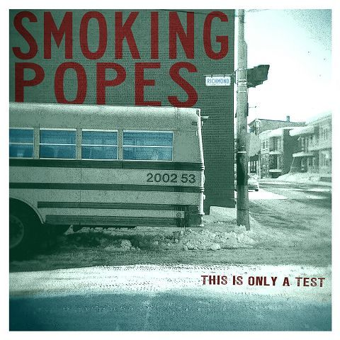 The new Smoking Popes record is a concept album about a troubled teenager.