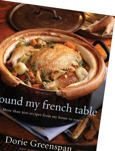"""Around My French Table"" by Dorie Greenspan"