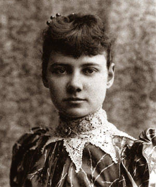 "Nellie Bly was the pen name for ""Daredevil Reporter"" Elizabeth Jane Cochran."