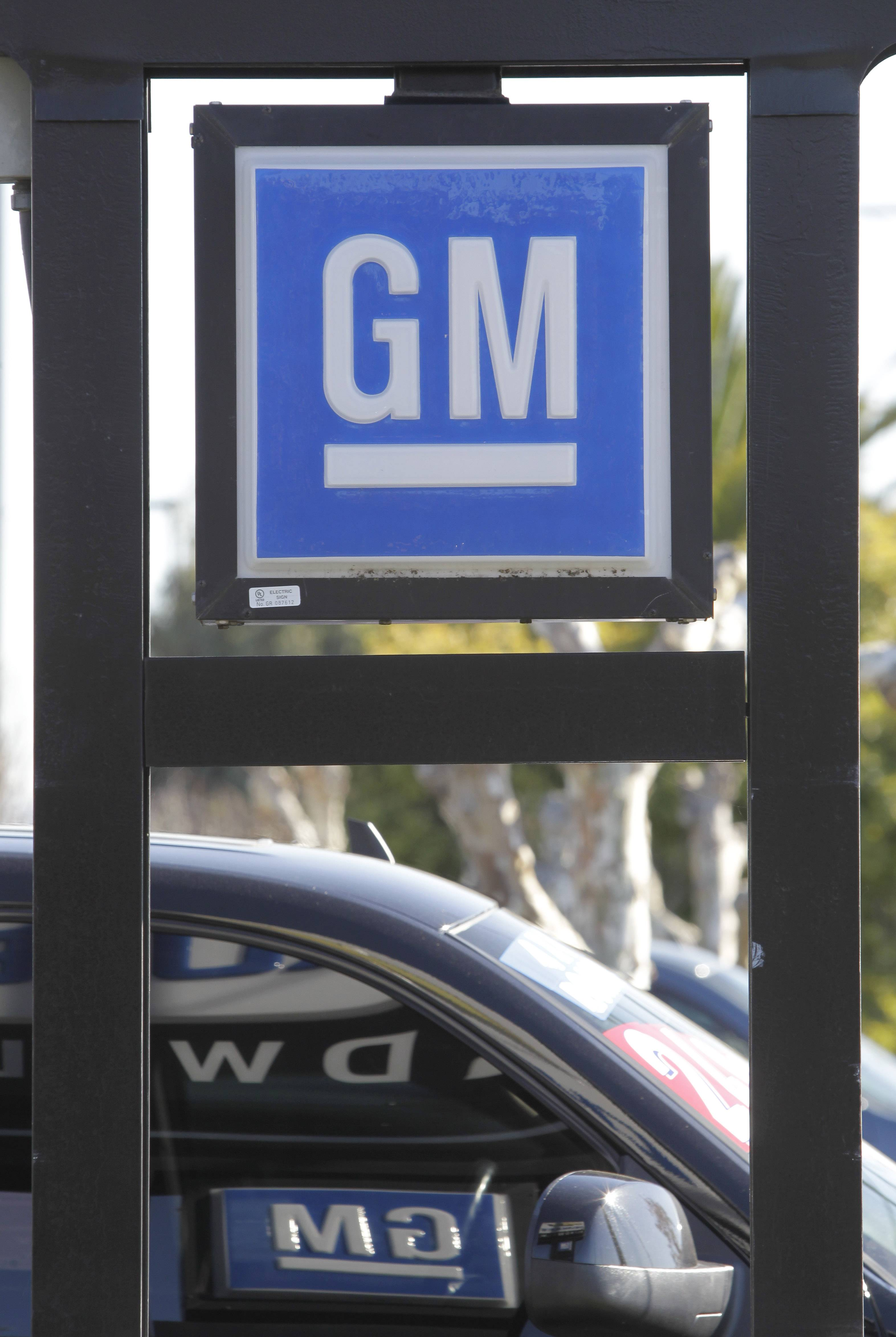 General Motors recorded its first profitable year since 2004.