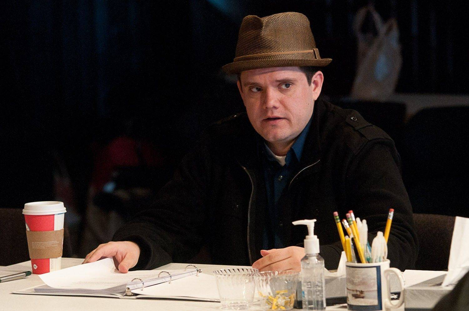 "Naperville native Mat Smart's ""Samuel J. and K."" is having its Midwest premiere at Steppenwolf."