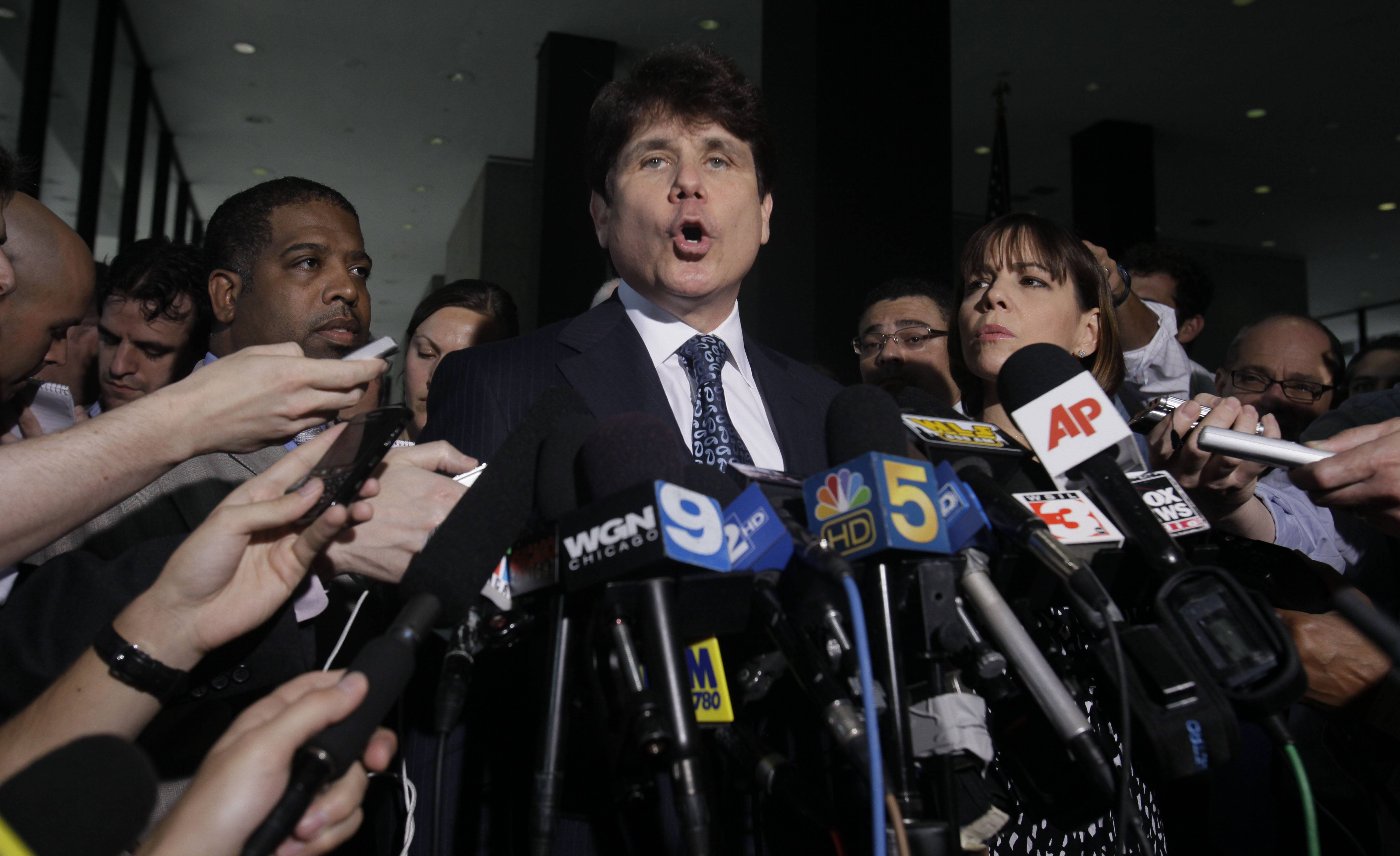 Rod Blagojevich faces 20 charges now instead of 23 at his April retrial.