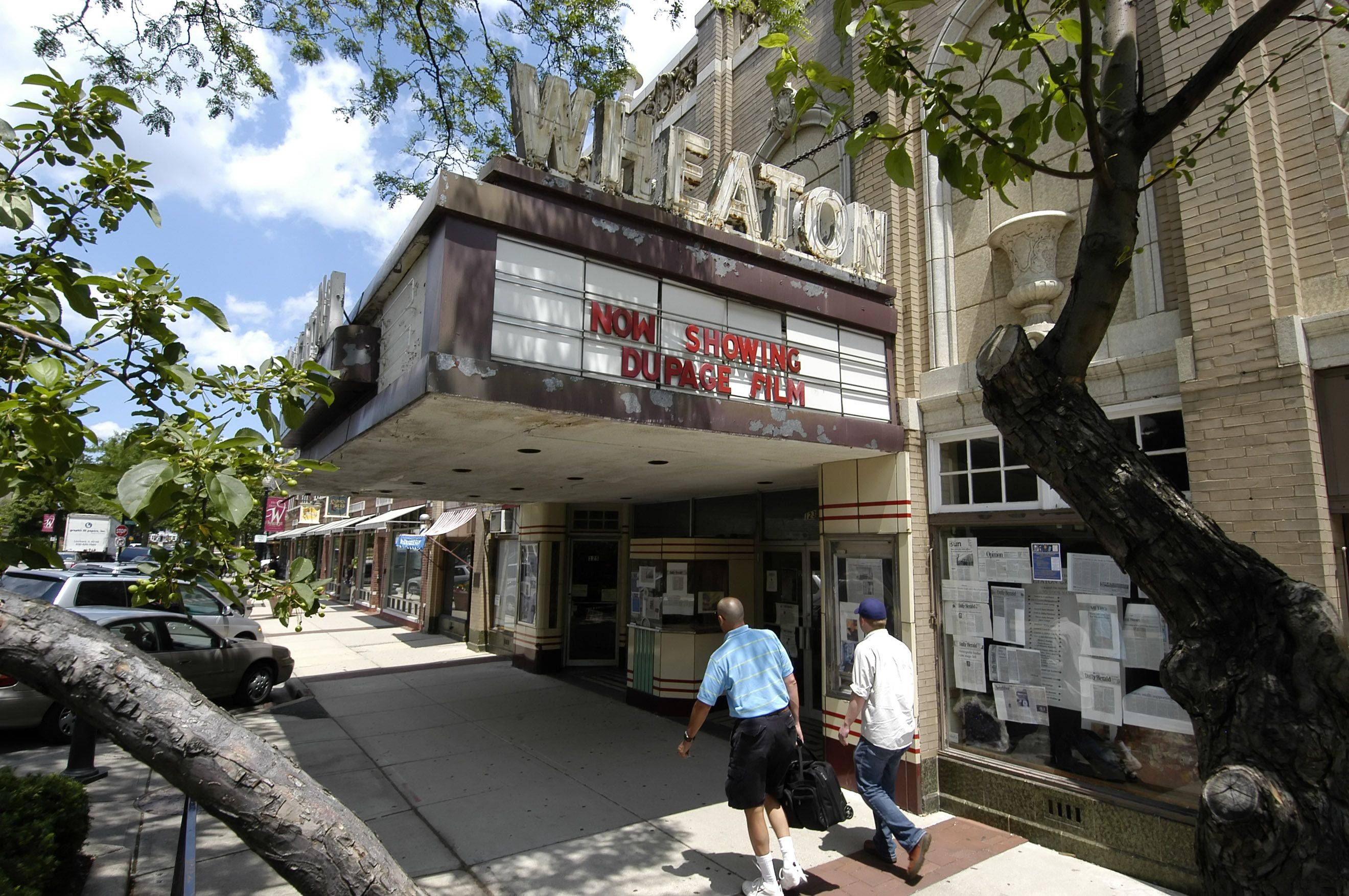 A Wheaton City Council candidate says the city should have nothing to do with future funding of the Wheaton Grand Theater. Other candidates, however, say it could be part of a plan that could revitalize downtown.