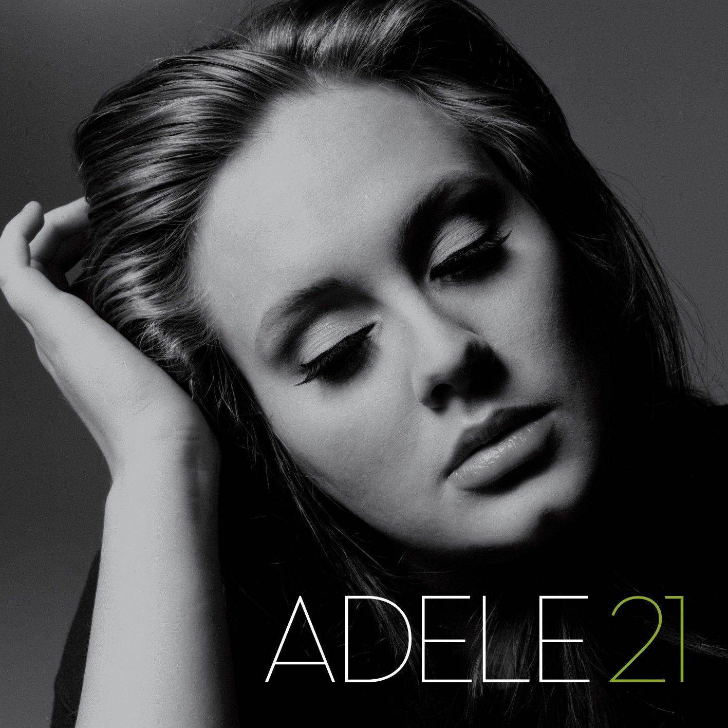 "Adele, ""21"" (Columbia Records)"