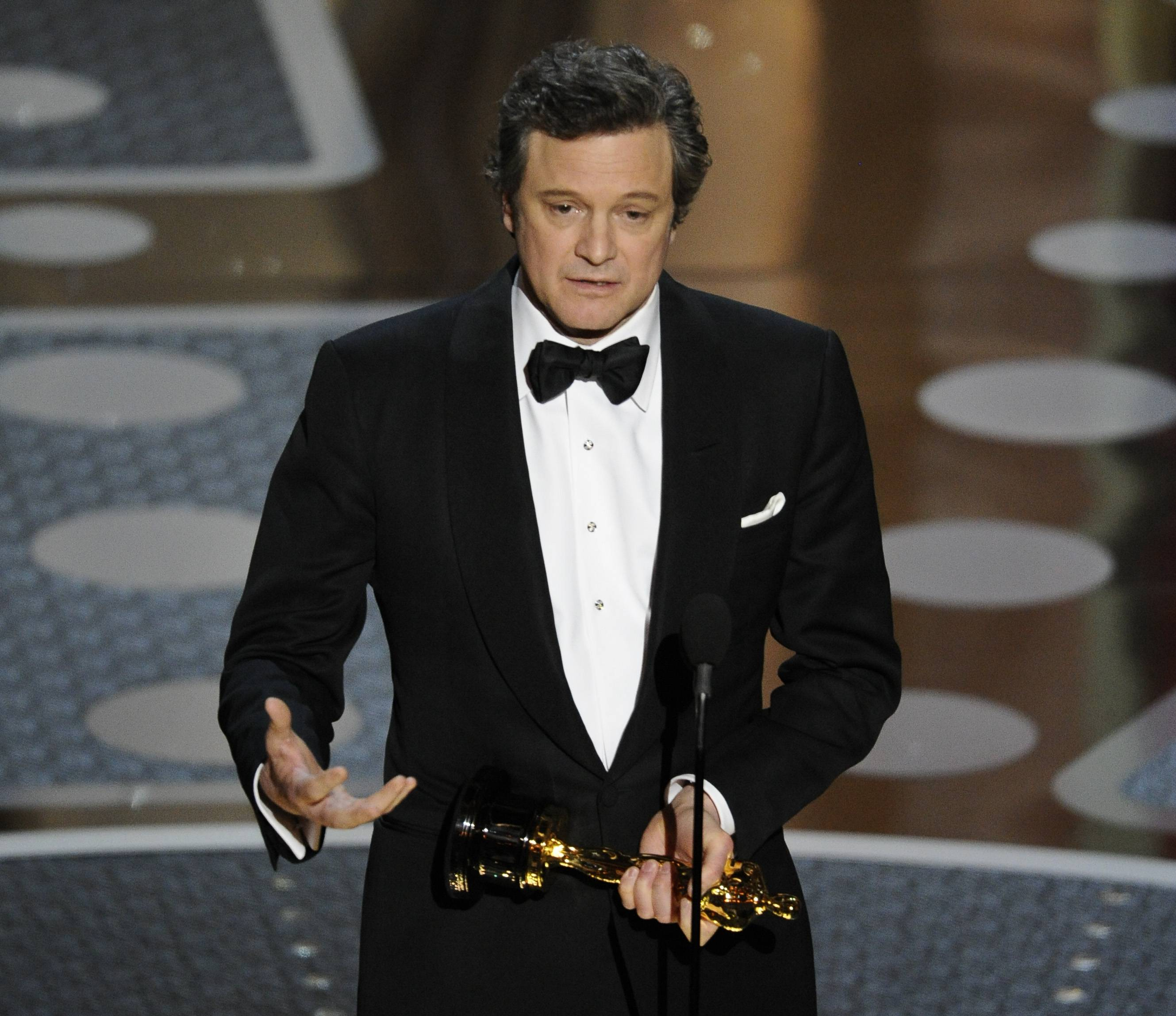 Oscar crowns 'King's Speech'
