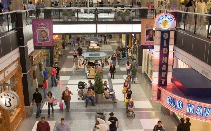 SP Caption Creditcourtesy Of Mall AmericaSP CaptionThere Are