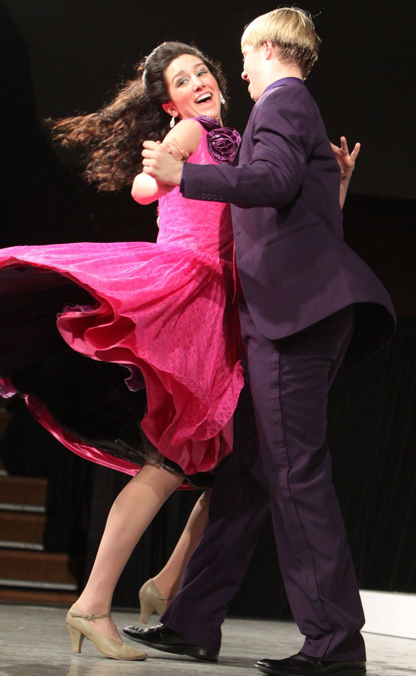 Wheaton Warrenville South wins show choir title