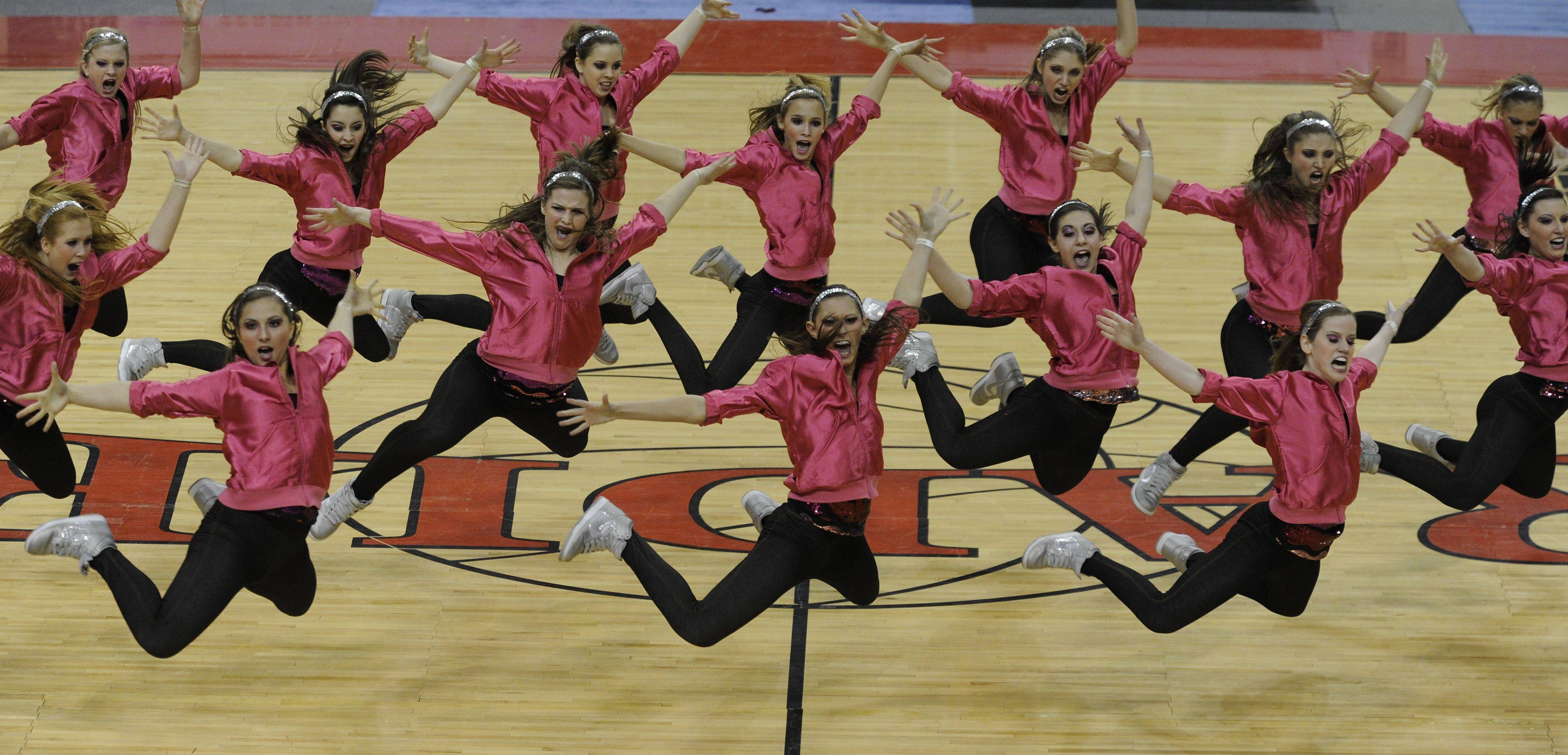 Images from the 5th annual Team Dance Illinois Championship Competition in Peoria on Sunday March 6, 2011.