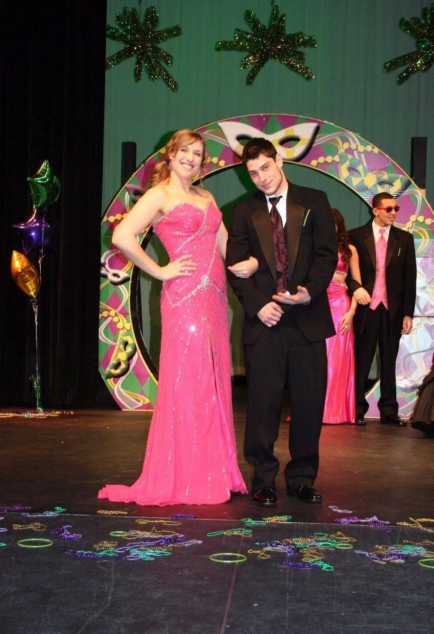 prom fashion show