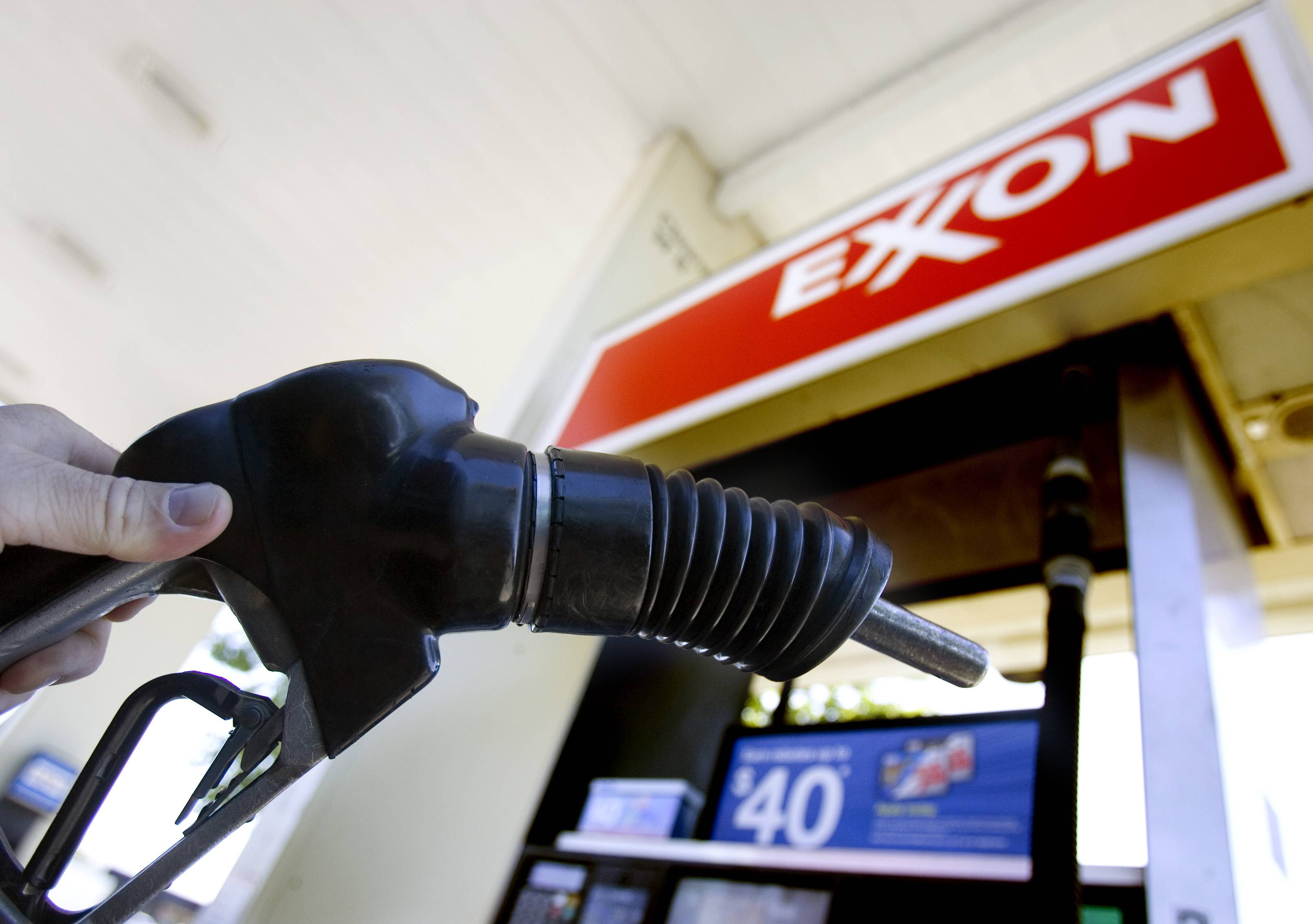 Exxon Mobil CEO Rex Tillerson said Wednesday he doesn't think the recent jump in oil prices is hurting the U.S. economy — at least, not yet.