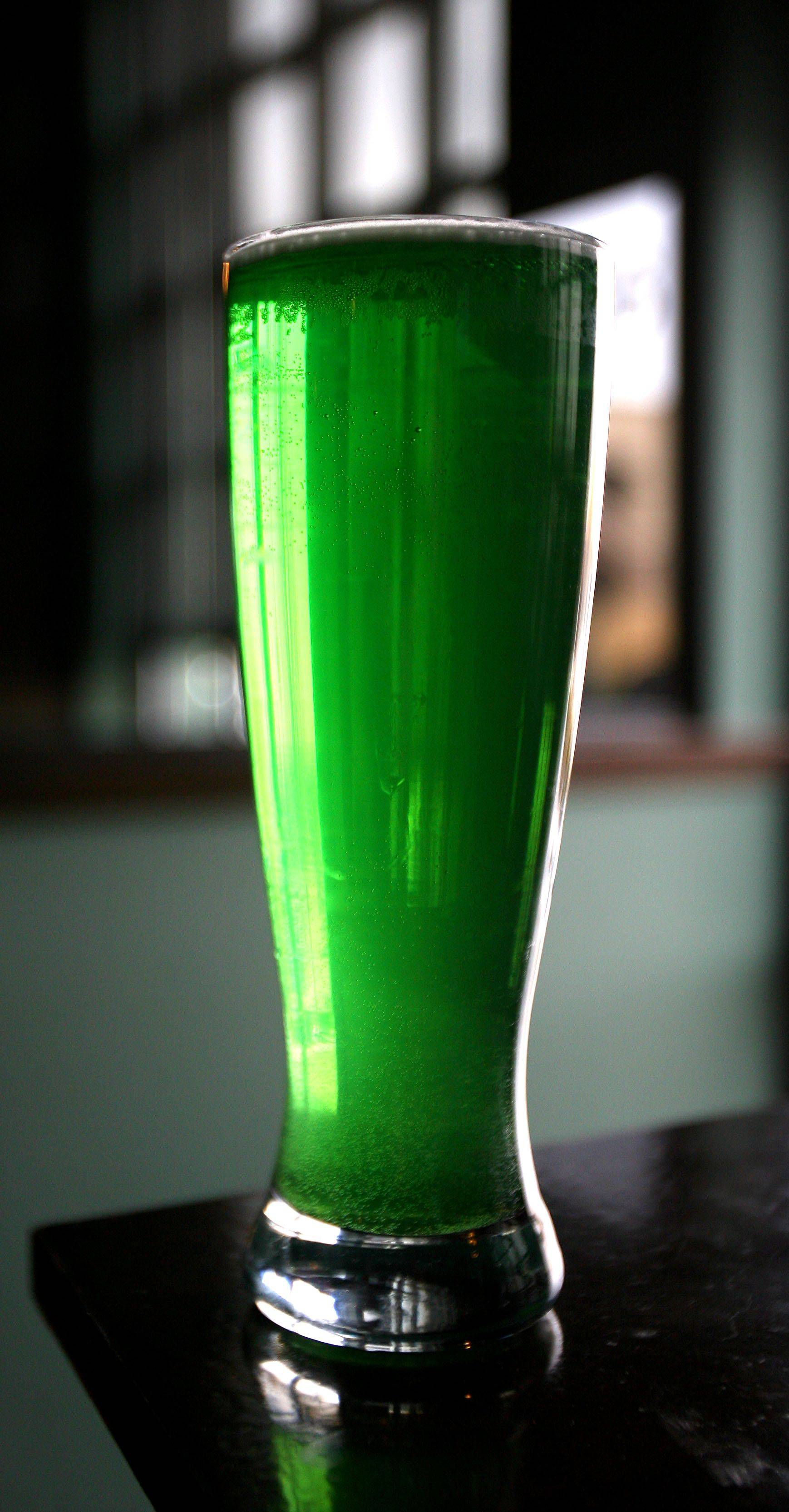 Bartenders will be pouring plenty of green beer at McCarthy's in Vernon Hills.