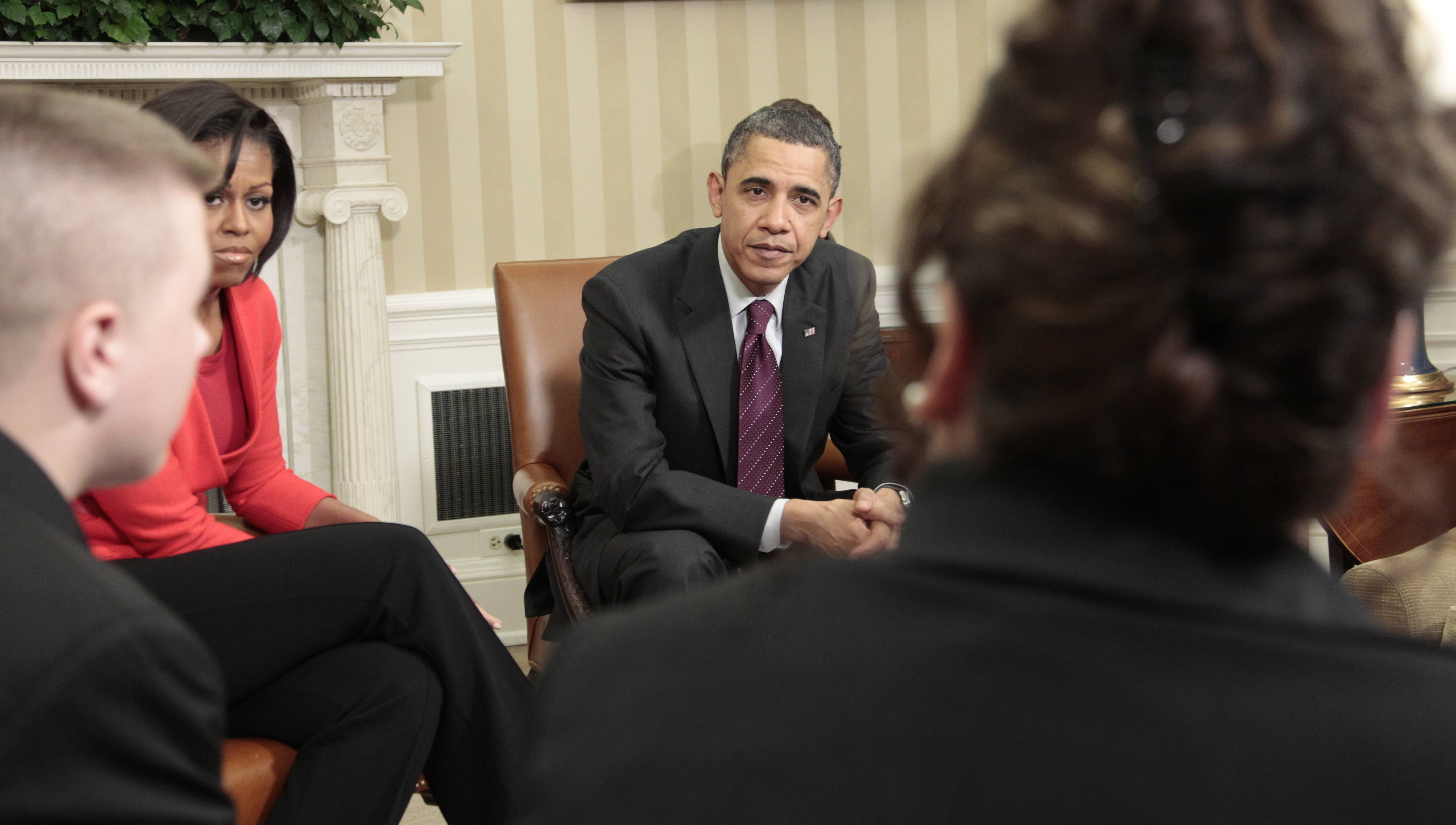 Obama: Bullying should not be inevitable, accepted