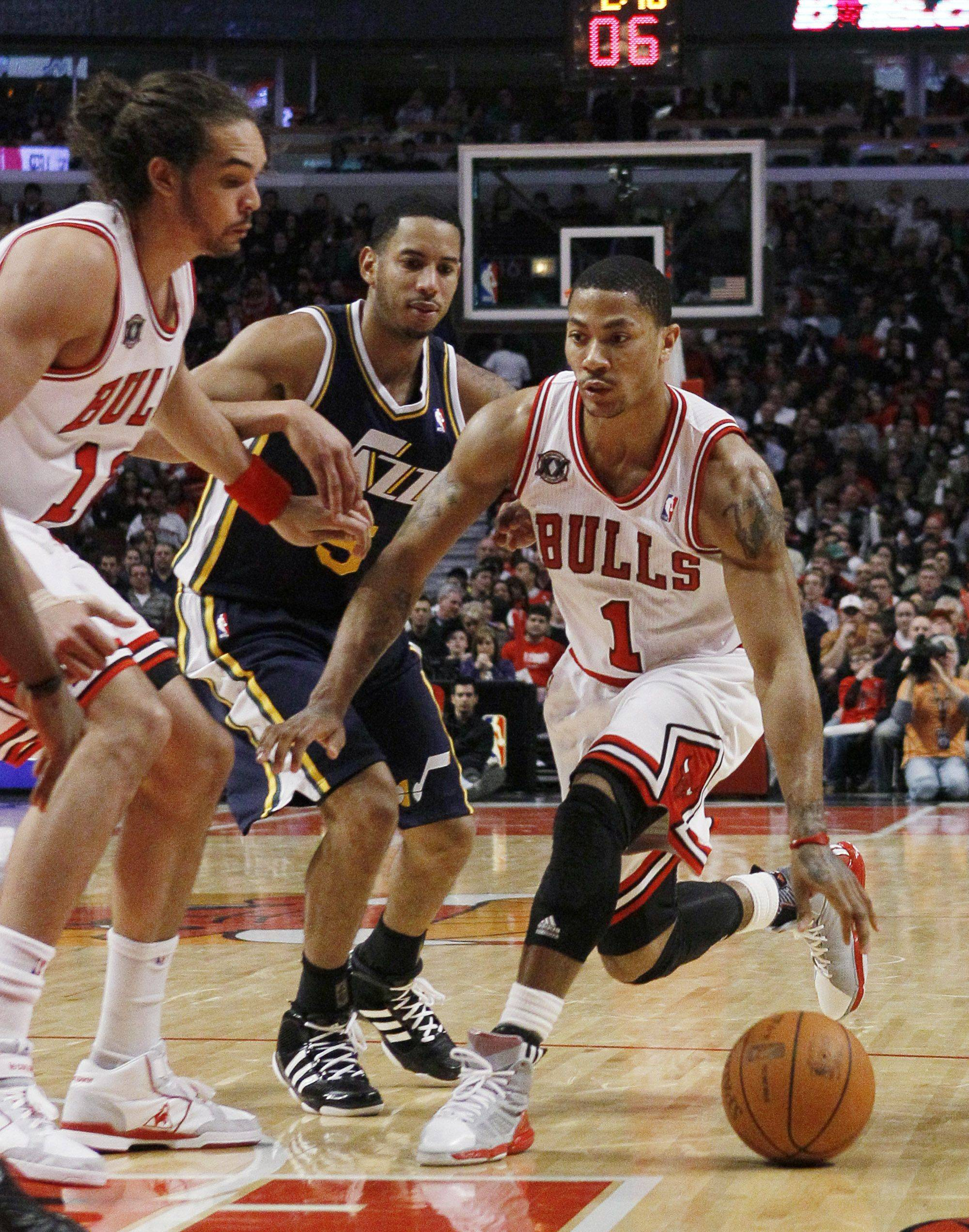 Bulls' Rose flattered but focused