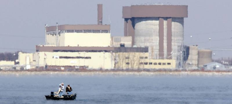 Exelon nuclear plants