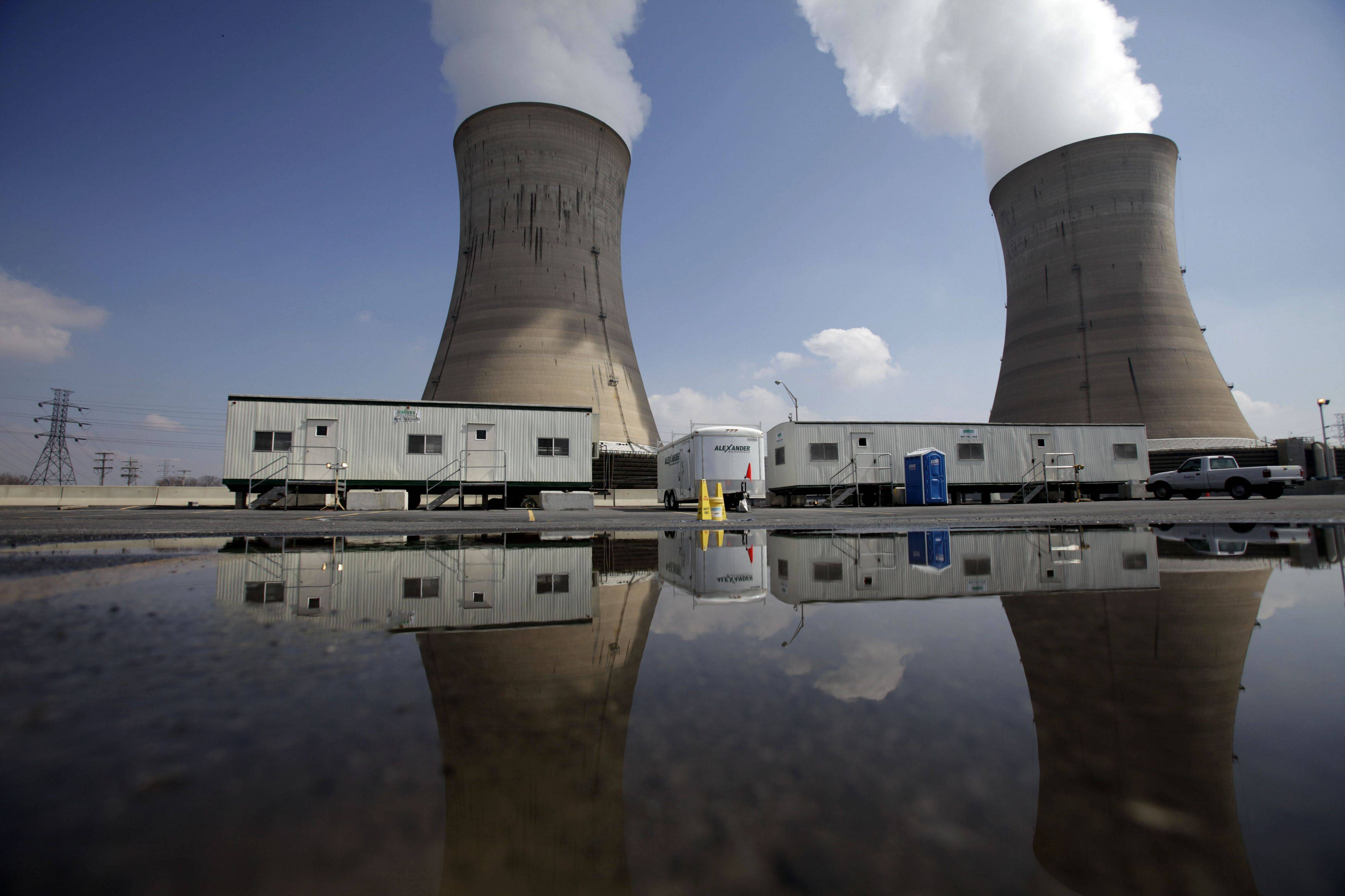 An accident at Three Mile Island in Middletown, Pa., was the first major setback for nuclear energy.