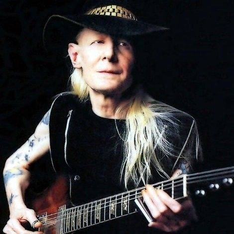 After finally coming clean, Johnny Winter is touring and working on a new CD.