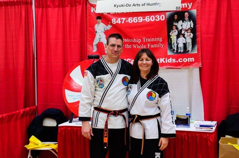 "Curbing bullies requires the defense skills taught in their new ""verbal judo"" class, say Rick and Christine Bjorkquist, who are hosting a special free workshop March 26 at Kyuki-Do Martial Arts of Huntley."