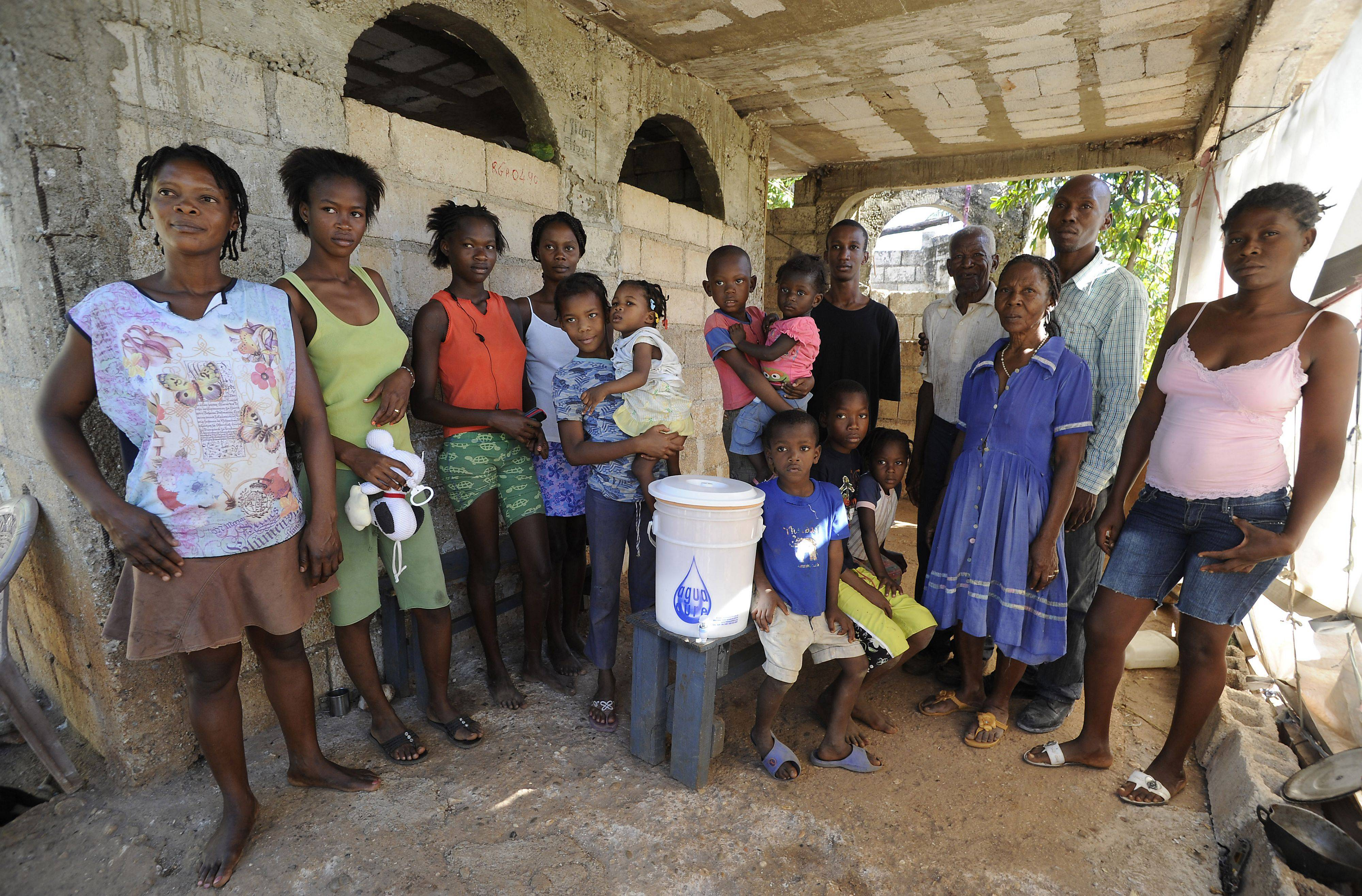 How to help the people of Haiti