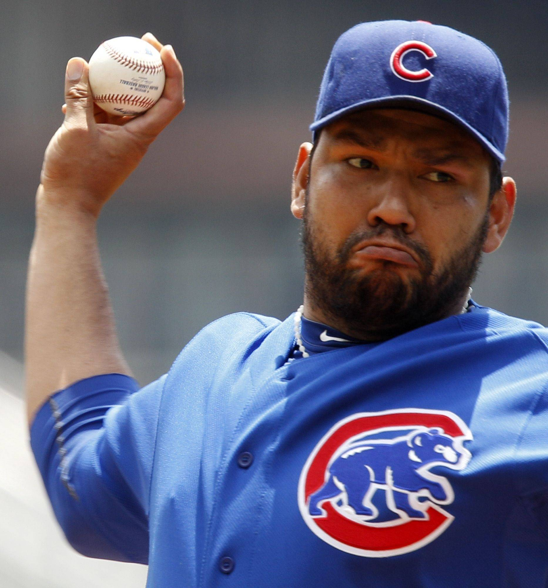 Silva has good outing for Cubs in win