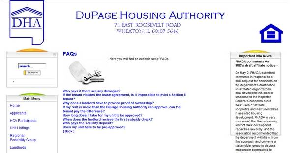 Feds Say Dupage Housing Authority Misspent 58 Million